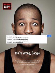קמפיין גזענות