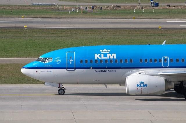 קמפיין מובייל של KLM